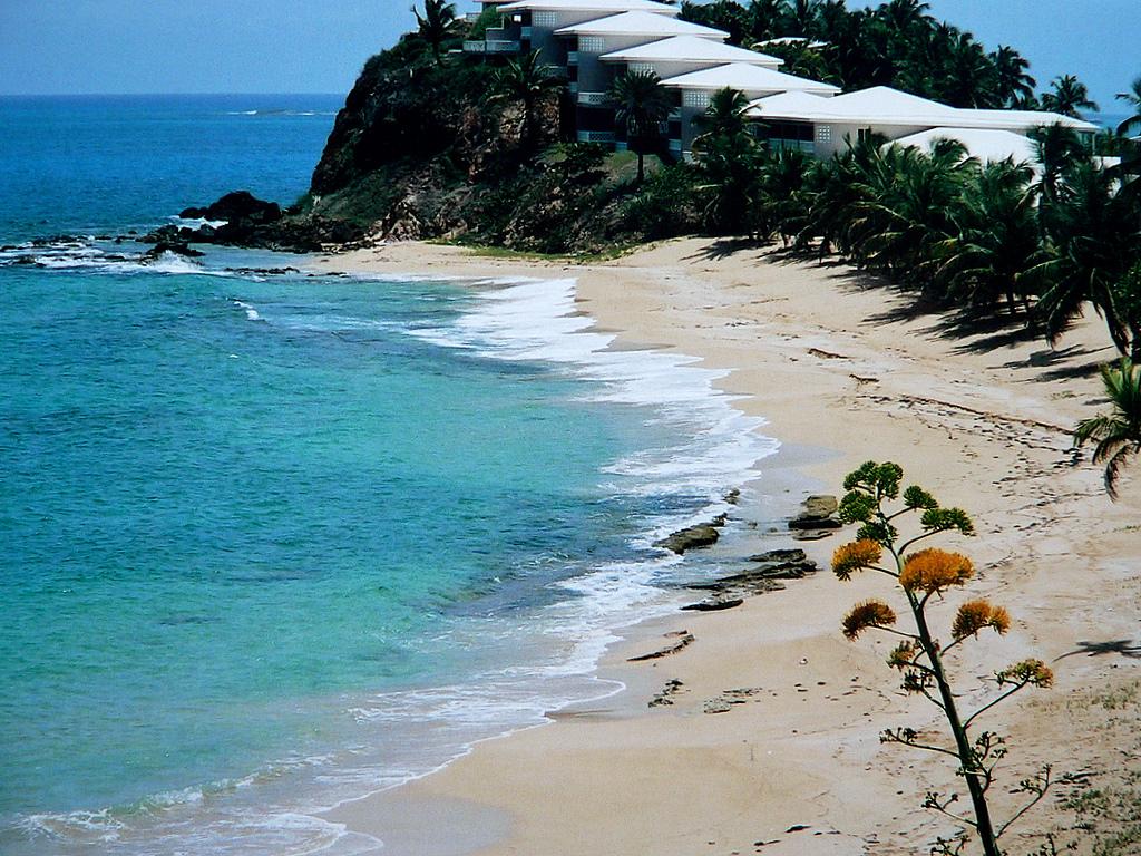 1 - Antigua & Barbuda