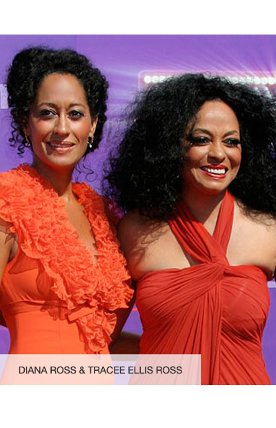 Diana Ross & Tracee Ellis Ross