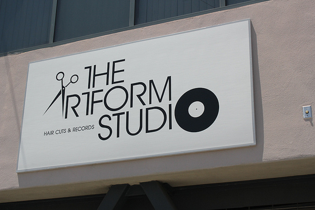 Art Form sign