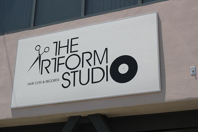 Art Form sign