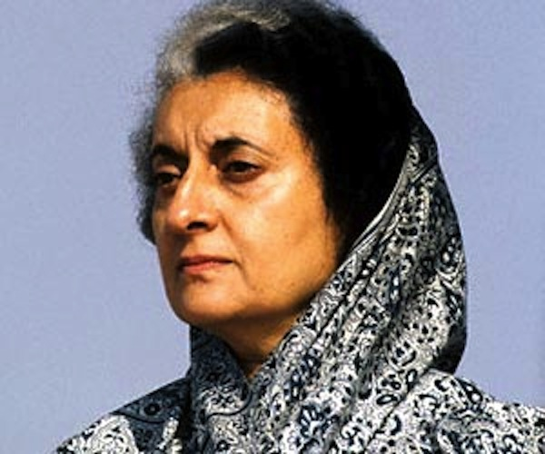 great leader indira gandhi Smt indira gandhi was associated with a large number of organisations and she was chosen as the leader of the congress parliamentary party in 1967-77 and again.