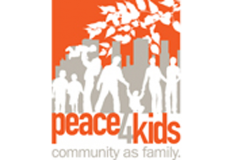 Peace 4 Kids logo