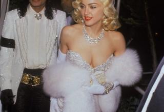 Michael & Madonna At The Oscars