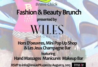 Brave Chick Fashion & Beauty Brunch