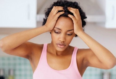 african-american-woman-stressed