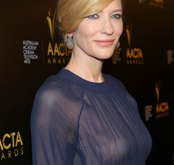 Cate Blanchett - Photo by Mike Windle/Getty Images