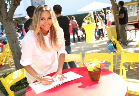 Ciara attends Safe Kids Day/(Photo by Imeh Akpanudosen/Getty Images for Safe Kids Worldwide)