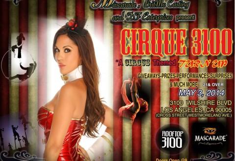 Cirque 3100 Flyer