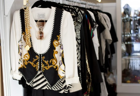 A Current Affair Vintage Pop Up Marketplace/ Photo by Lani Trock