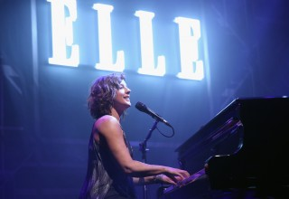 Sarah McLachlan performs onstage at the 5th Annual ELLE Women in Music Celebration (Photo by Jonathan Leibson/Getty Images for ELLE)