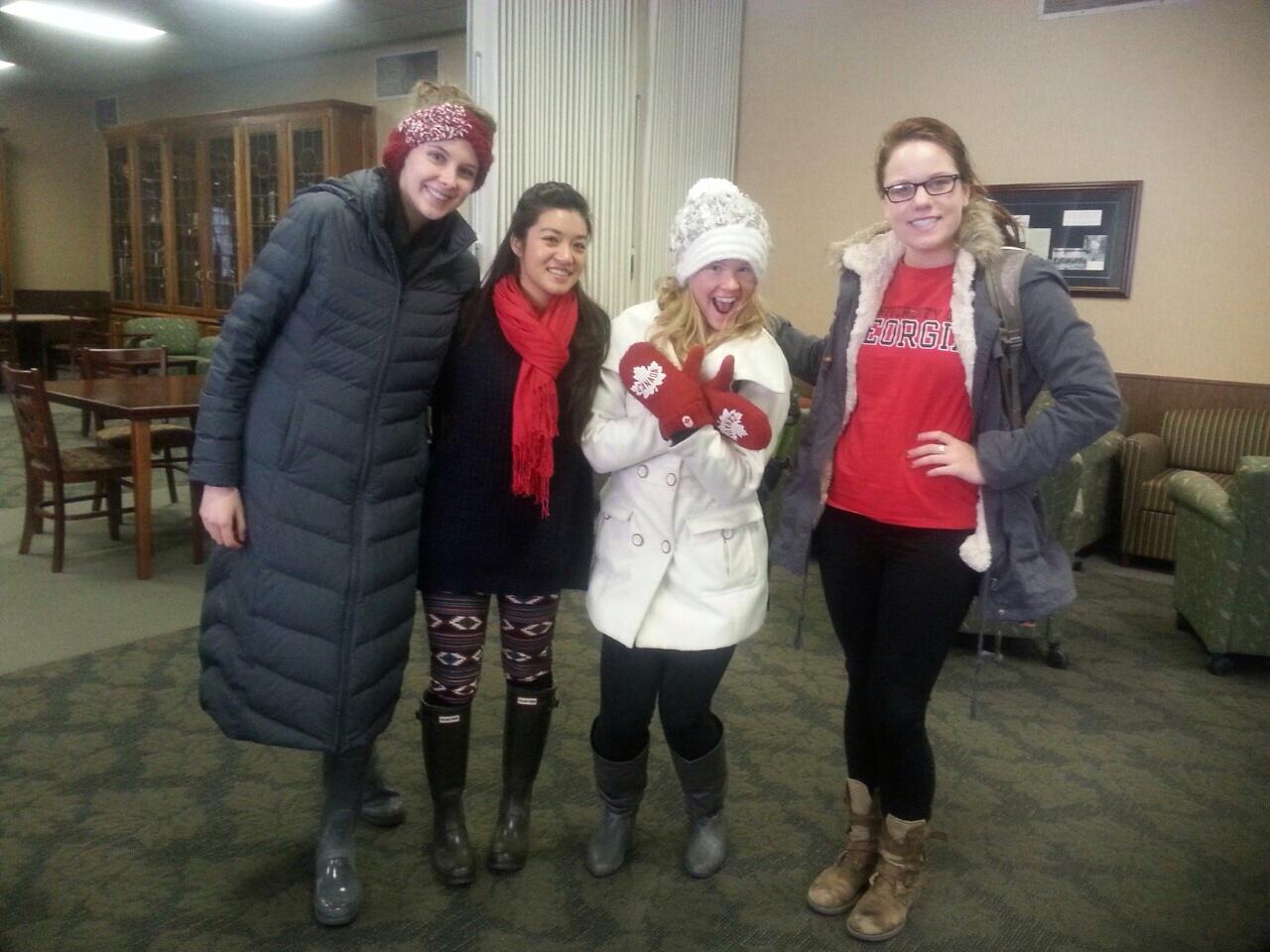 Erinn Valencich wiles women go red! : wiles magazine