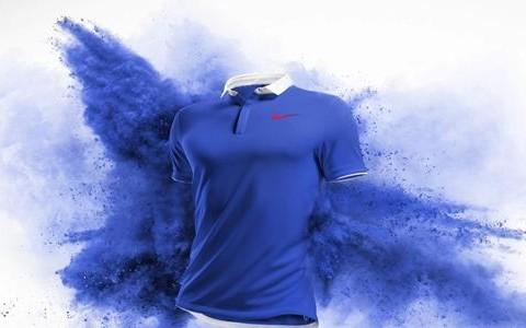 Dyecoo Nike Blue