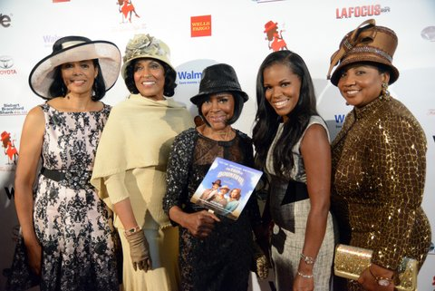 First Ladies High Tea at The Beverly Hilton Hotel, Beverly Hills, CA, USA, September 13, 2014 Photo by SCOTT Mitchell  copyright  2014