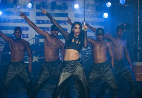 Alexandra Shipp stars as Aaliyah in Aaliyah:Princess of R&B/Photo by Christos Kalohoridis