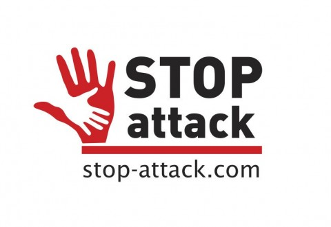 Braxington Technologies STOP-ATTACK Mobile App Logo