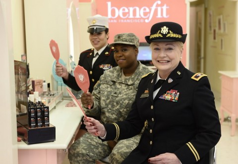 Benefit Cosmetics - Salute With A Smile