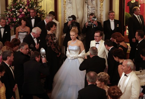 Nicole Kidman and Tim Roth in Grace of Monaco/Photo courtesy of Lifetime