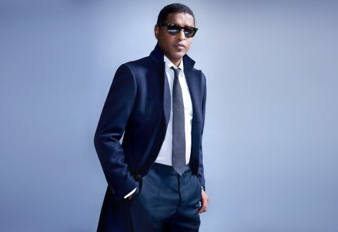 "Songwriter, artist, producer Kenneth ""Babyface"" Edmonds"