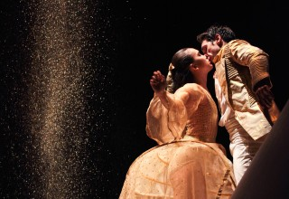 Jean-Christophe Maillot'sCinderellaLes Ballets de Monte-Carlo(C) ML Briane (PRNewsFoto/Consulate General of Monaco)