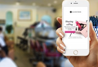 inMarket and Gloss Media bring beacon proximity to U.S. salons, creating new engagement opportunities for brands. (PRNewsFoto/inMarket)
