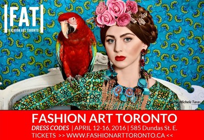 (CNW Group/Toronto Alternative Arts & Fashion Week)