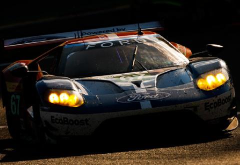 Le Mans cover