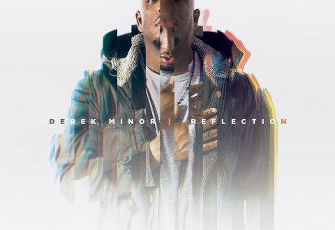 Derek Minor-Reflection-Album cover