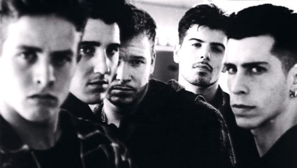 80's pop group New Kids on the Block