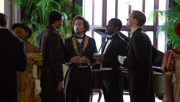 """Pictured Above: """"Underground"""" Executive Producer, John Legend, Guest-Starring as Frederick Douglass in Season Two Premiering Wednesday, March 8 at 10:00 p.m. ET/PT on WGN America."""