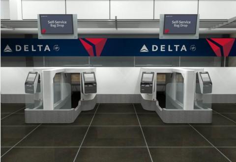 Delta BagDrop