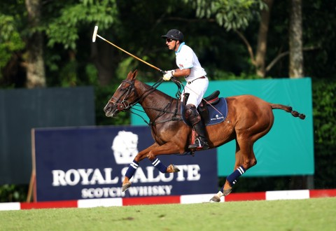Sentebale Royal Salute Polo Cup 2017