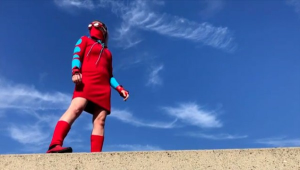 Spider Man Homecoming DIY Costume Contest Winner Tiffany Mink