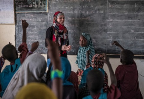 UNICEF Canada-Funding shortfalls threaten education for children