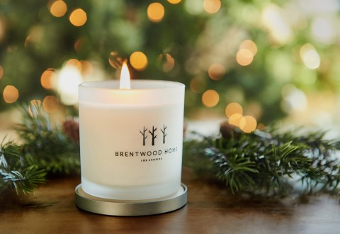 Last Minute Holiday Gift Ideas from Brentwood Home (PRNewsfoto/Brentwood Home)