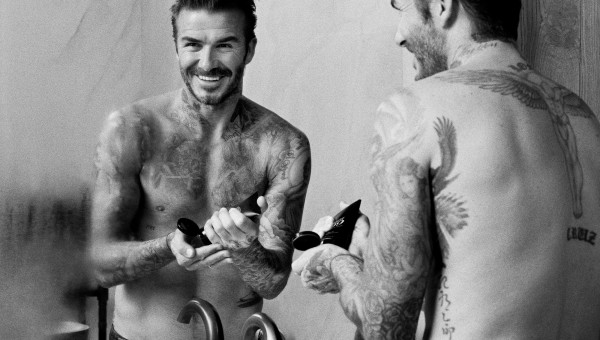 DAVID BECKHAM LAUNCHES HOUSE 99, A GLOBAL BRAND SET TO REDEFINE GROOMING RULES (PRNewsfoto/HOUSE 99)