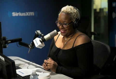"Activist Topeka K. Sam, host of SiriusXM's ""Last Mile, Second Chances"" Photo: Mikey Ortiz, SiriusXM (PRNewsfoto/Sirius XM Holdings Inc.)"