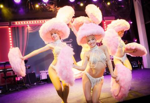 Joie De Vivre performers