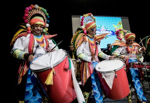 Colombia celebrates with 'Sabrosura' OAS's declaration of the country's rhythms as heritage of the Americas